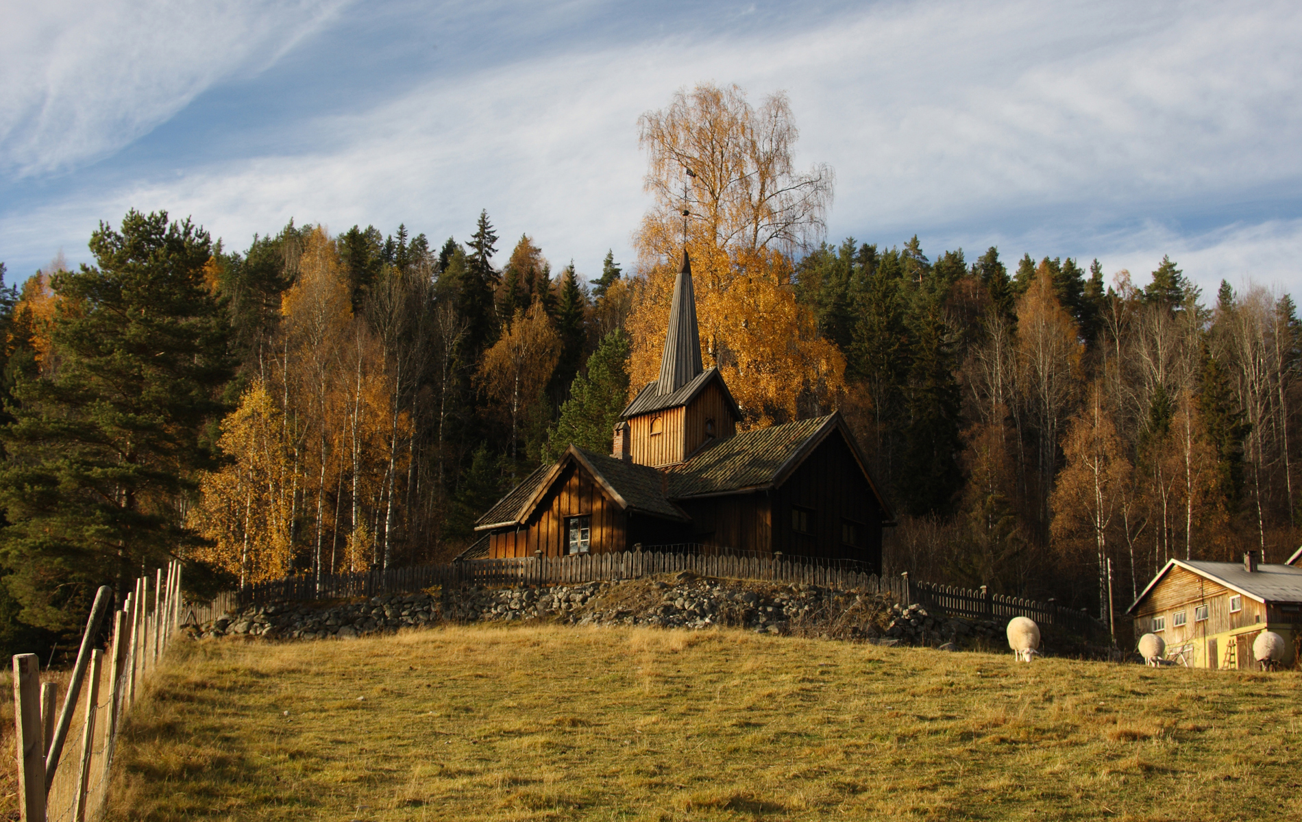 NORWAY - Country Church - © Graziano Villa
