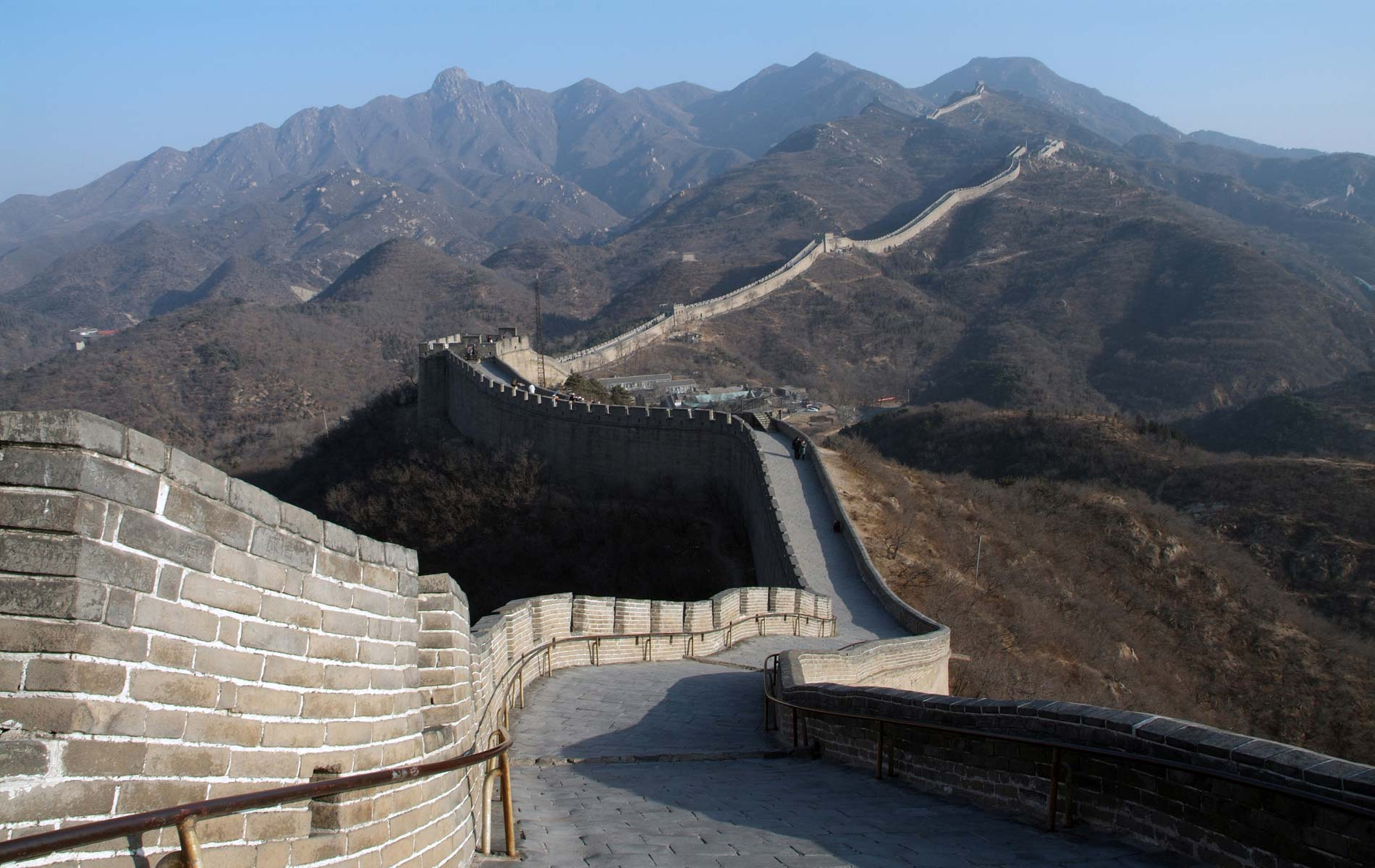 CHINA - The GREAT WALL - for