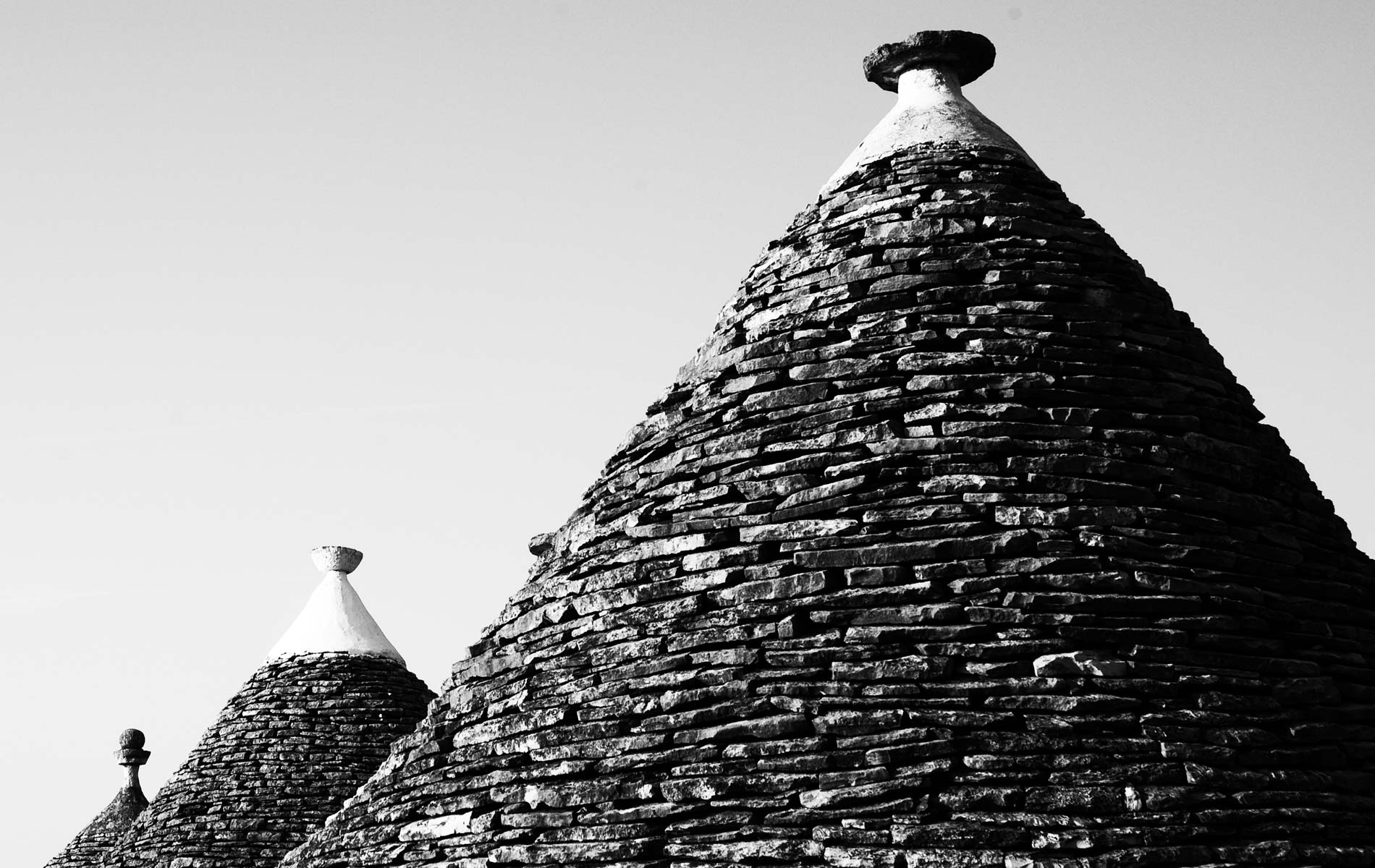 ITALY - Alberobello's Trulli - for