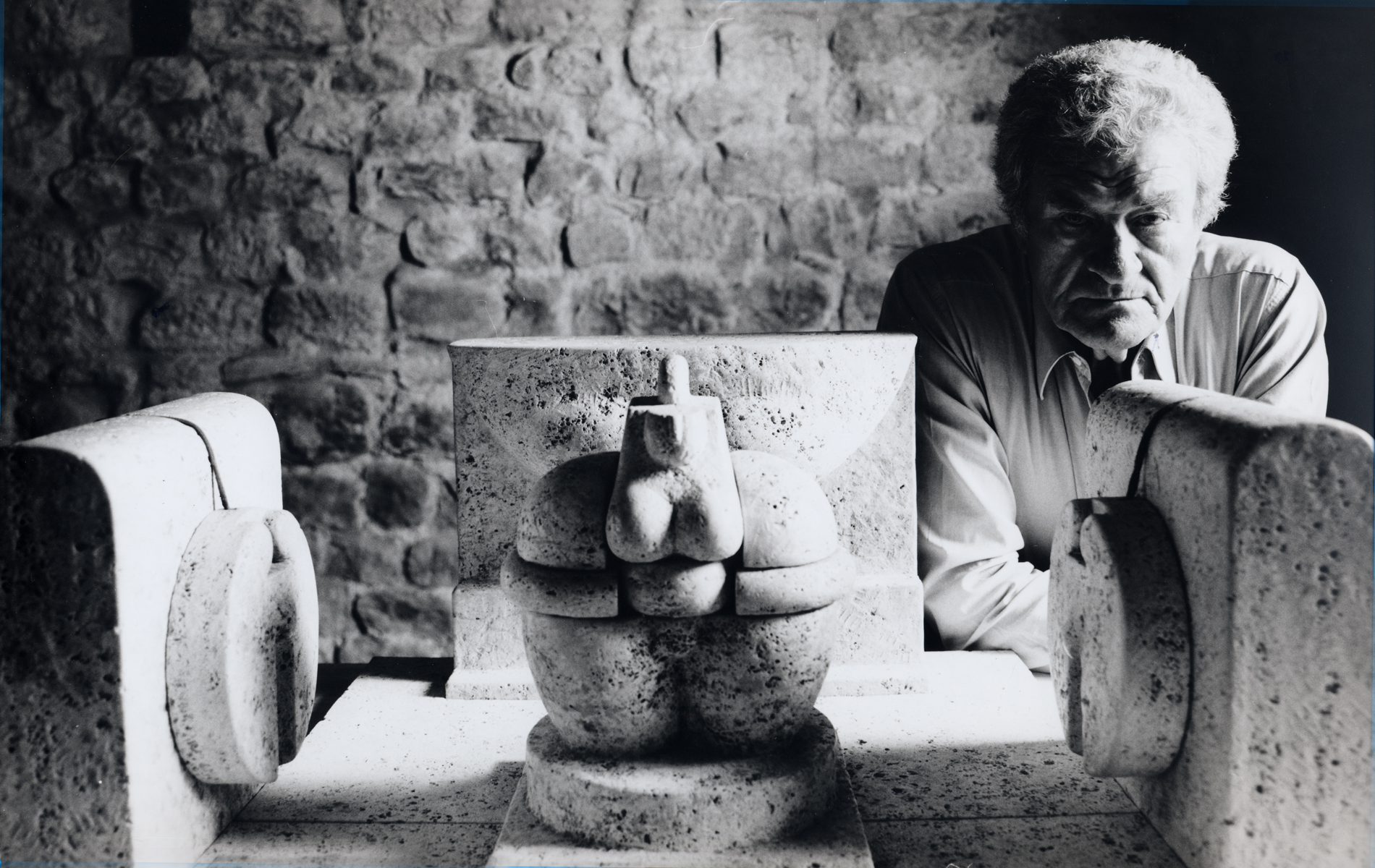 PIETRO CASCELLA - Sculptor - for