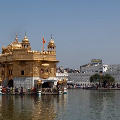 SICK GOLDEN TEMPLE – PUNJAB – INDIA