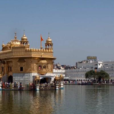 SICK GOLDEN TEMPLE – PUNJAB – INDIA