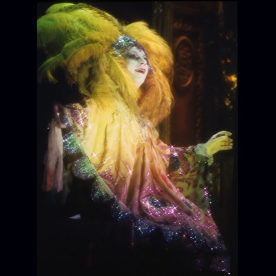 "ON STAGE : LINDSAY KEMP – ""SALOME' "" by OSCAR WILDE"