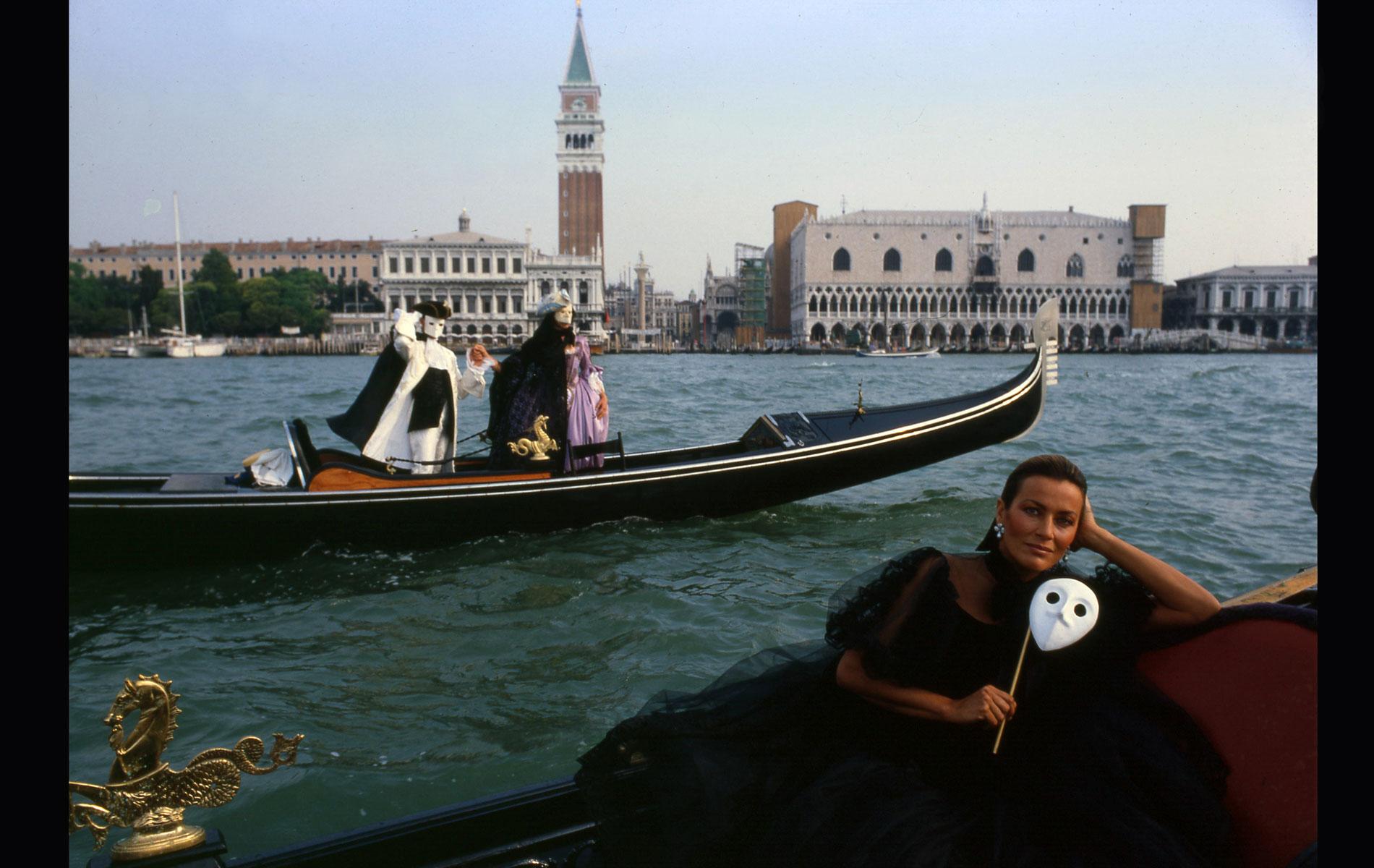 SILVIA MONTI - Italian actress - Venice - © Graziano Villa