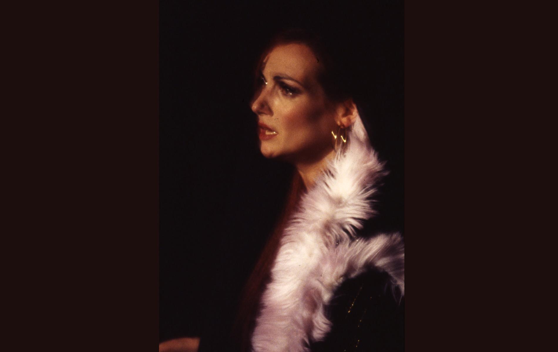 UTE LEMPER - German Singer - Berlin - 1991 - © Graziano Villa