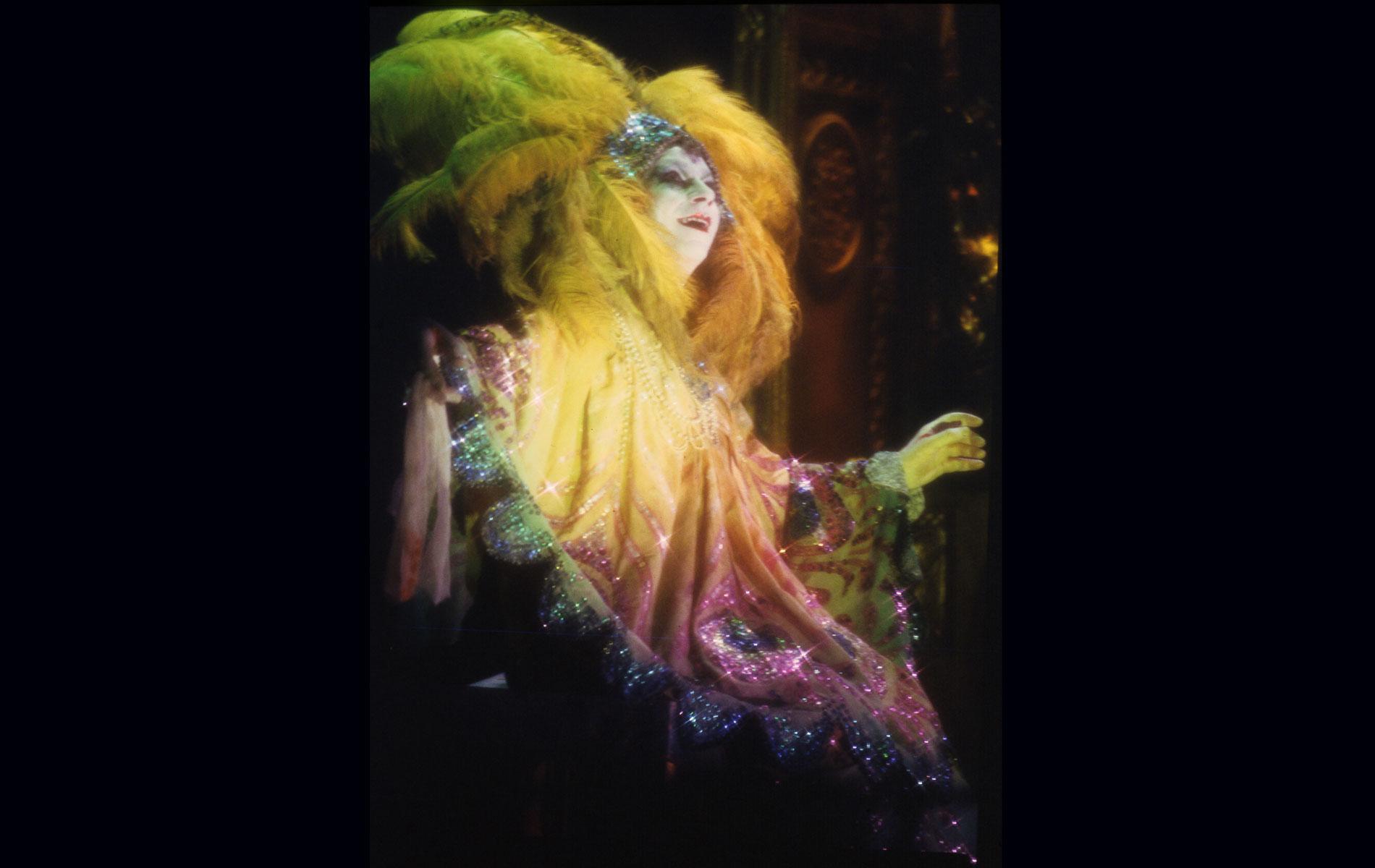 LINDSAY KEMP - SALOME'  by Oscar Wilde