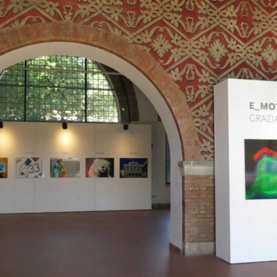 "ANTHOLOGICAL PHOTO EXHIBITION – At the ""F.A.R.- Fabbrica Arte Rimini"" Gallery – Italy – Headquarters and rooms"