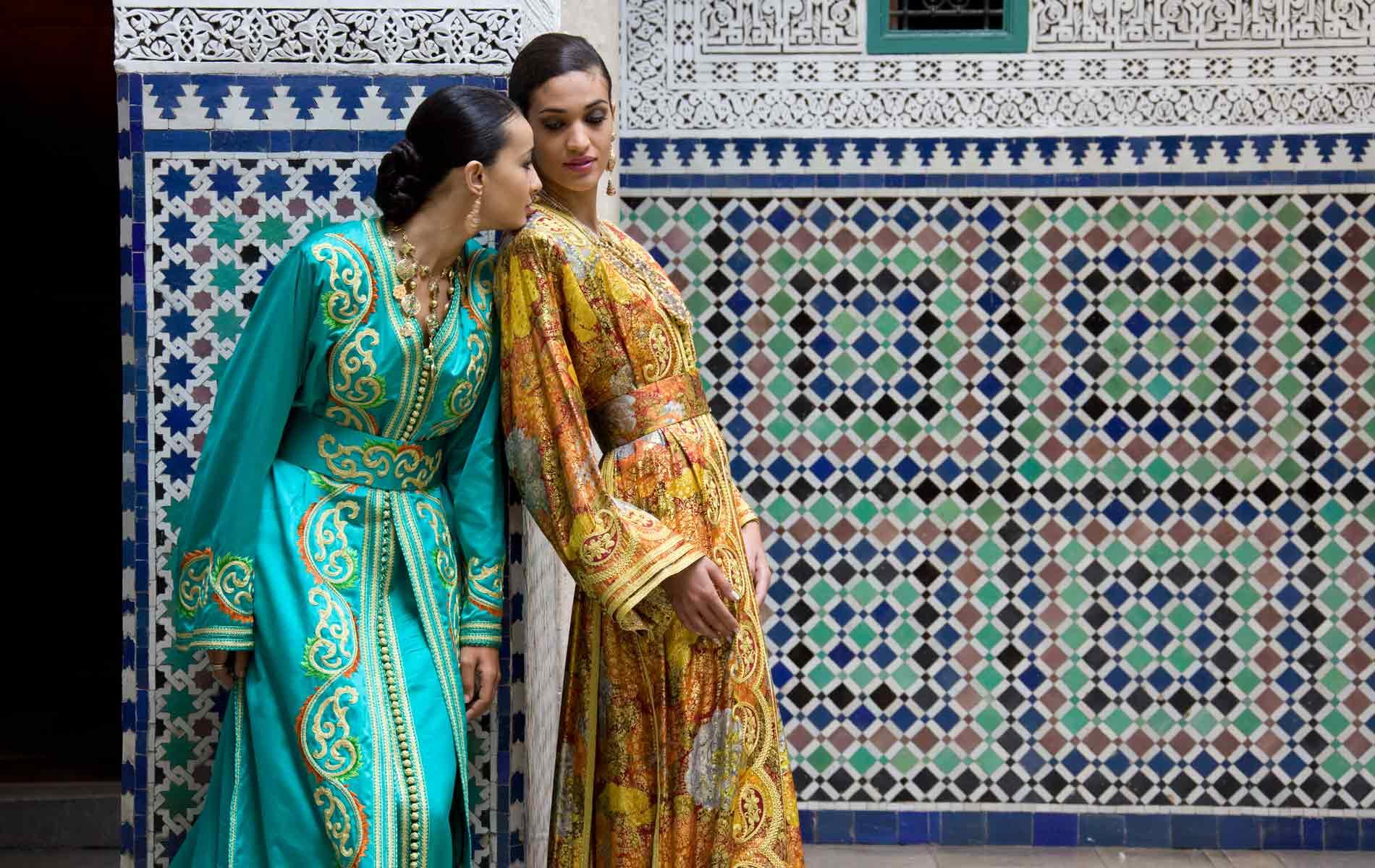 TAMY TAZI : CAFTANS - Book - Morocco