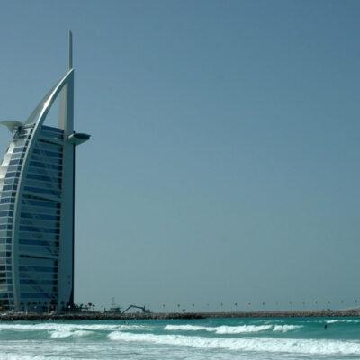Dubai – Burj Al Arab Hotel