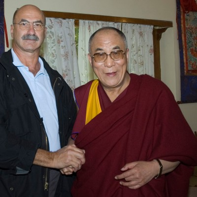 H.H. The XIV DALAI LAMA and The Tibetan Children's Village