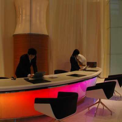 """MERYDIENNE CYBOR HOTEL – HONG KONG for """"AD-Architectural Digest"""""""