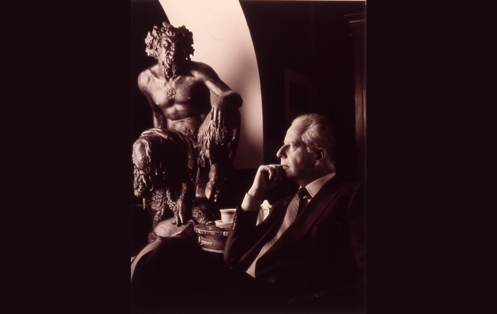 PAOLO BULGARI - Jeweler - Portraits Exhibition - © Graziano Villa