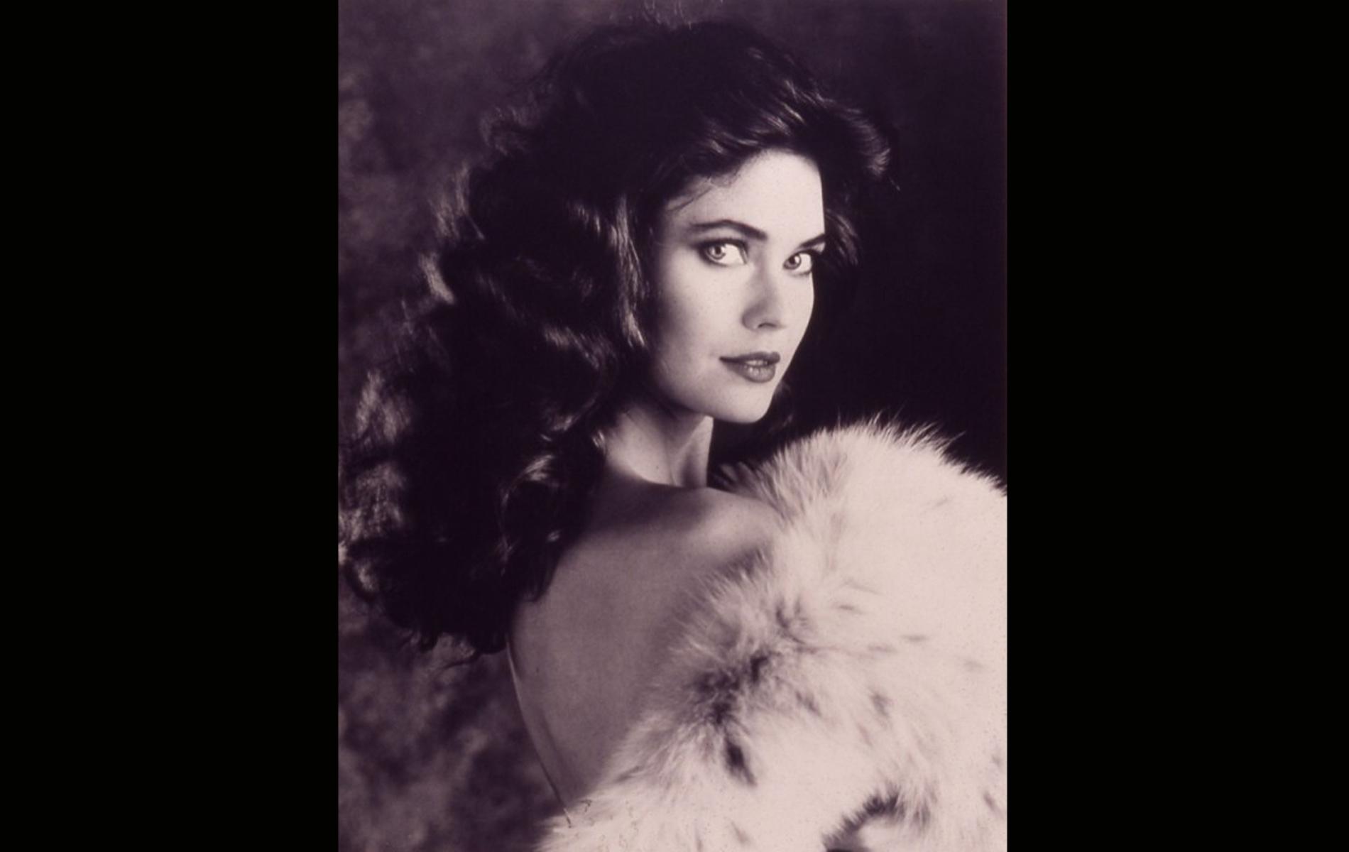 CAROL ALT - American Actress - Milan - © Graziano Villa