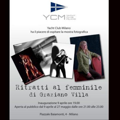 """""""WOMEN IN PORTRAITS"""" – """"RITRATTI AL FEMMINILE"""" – Photo Exhibition"""