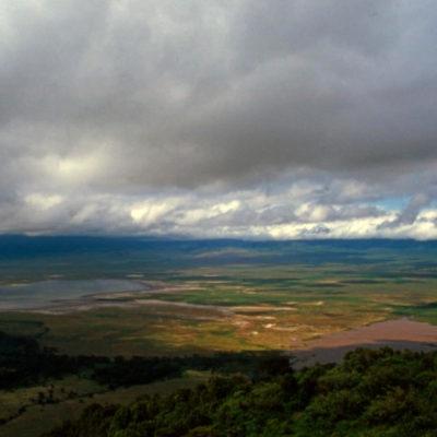 TANZANIA – Ngorongoro Conservation Area – Color Slides 1985