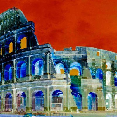 """ROMA – CAPUT MUNDI"" – Tribute to the City ""Capital of the World"""