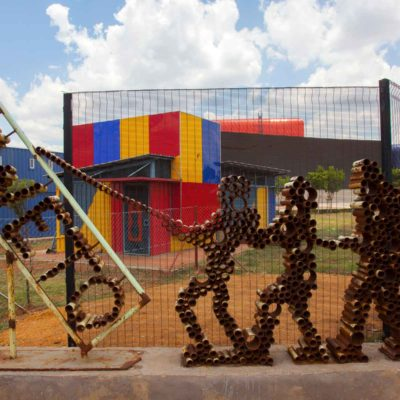 """""""SOWETO"""" : 3th Millennium"""" – Tribal traditions and Soweto 2.0"""
